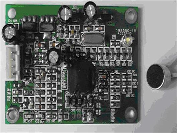 DSP-810对讲机消回音模块