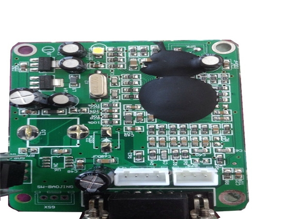 广州AEC-812对讲机消回音模块